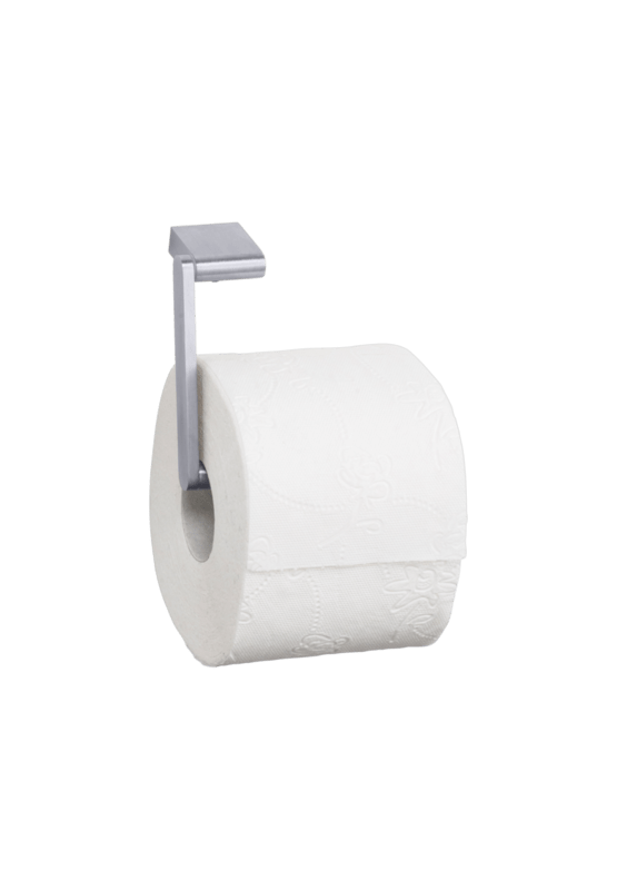 Toiletrulle-holder, enkelt rulle, rustfri stål, Proox ONE Pure - PU-380